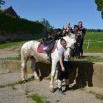 Fond pro Kutnohorsko přispěl na integrační pobyt sdružení pro hipoterapii Dítě a kůň