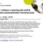 Online seminář na téma smysluplného využívání technologií ve volném čase dětí