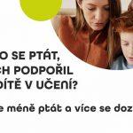 """Webinář """"Na co se ptát, abych podpořil své dítě v učení?"""""""